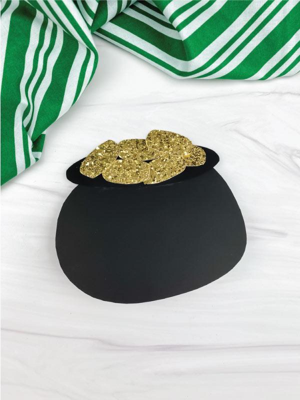 pot of gold card craft