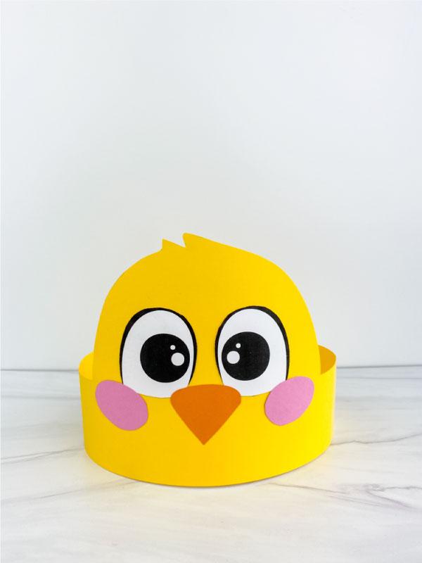chick headband craft