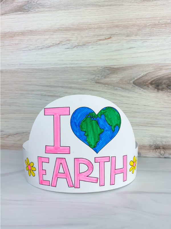 Earth Day hat image