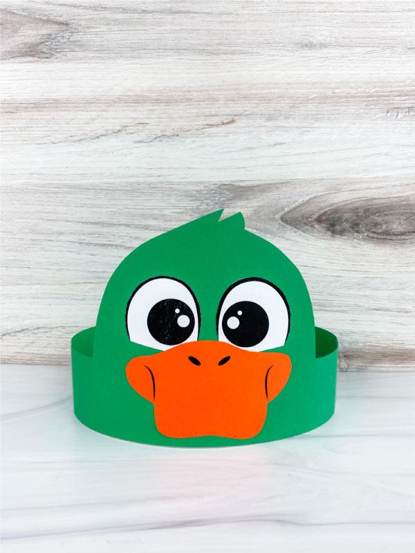 duck headband craft