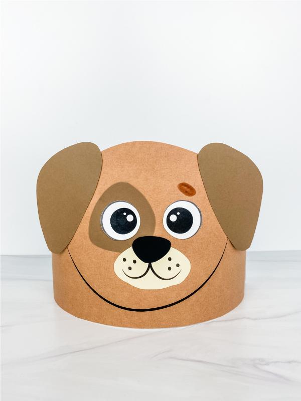 dog headband craft