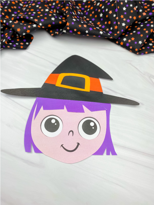 witch cut and paste craft